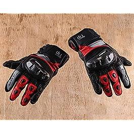 Axor Striker Black Red Gloves-XL