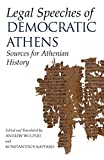 img - for Legal Speeches of Democratic Athens: Sources for Athenian History book / textbook / text book