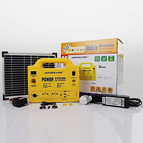 Monerator-Gusto-Solar-Portable-Generator
