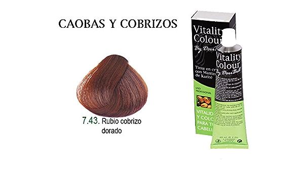 By DoriBell ® Tinte Vitality Colour Manteca de Karité 60ml ...