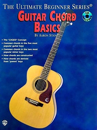 Only Book Guitar Instruction Basic (Guitar Chord Basics (Ultimate Beginner Series) (Book and CD))
