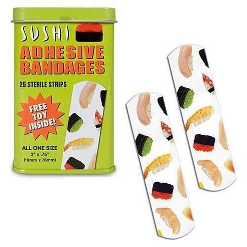 Sushi Bandages