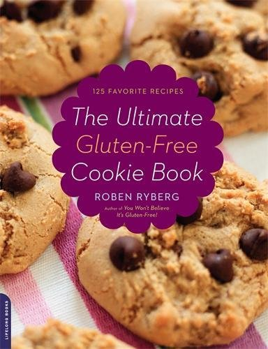 The Ultimate Gluten-Free Cookie Book by Da Capo Lifelong Books