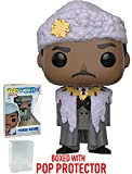 Funko Pop! Movies: Coming to America - Prince Akeem Vinyl Figure (Bundled with Pop Box Protector Case)