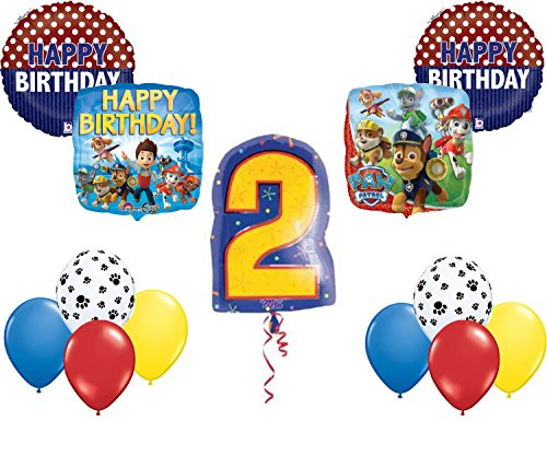 Paw Patrol Birthday Party Balloon product image