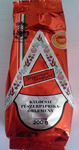 Used, Original Paprikapulver aus Kalocsa - 200g - Premium for sale  Delivered anywhere in USA
