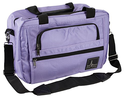 Multipocket Medical/Nurse Bag (Purple)