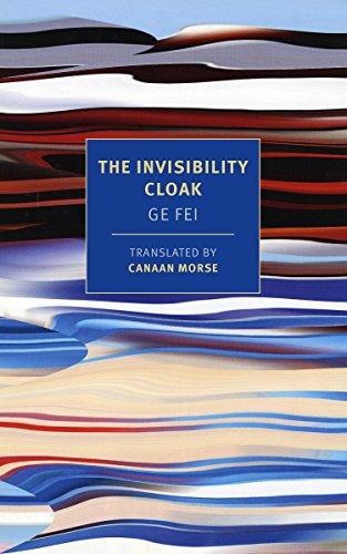 book cover of The Invisibility Cloak