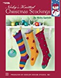 Nicky's Knitted Christmas Stockings  (Leisure Arts #3689)