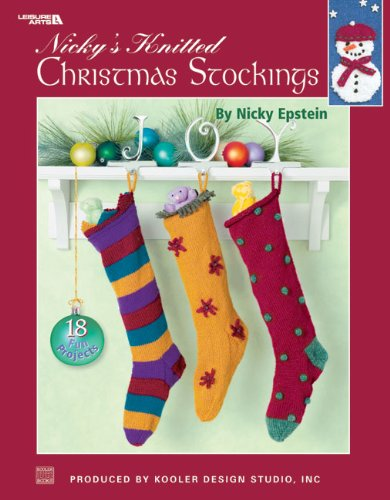 Nickys Knitted Christmas Stockings Leisure product image
