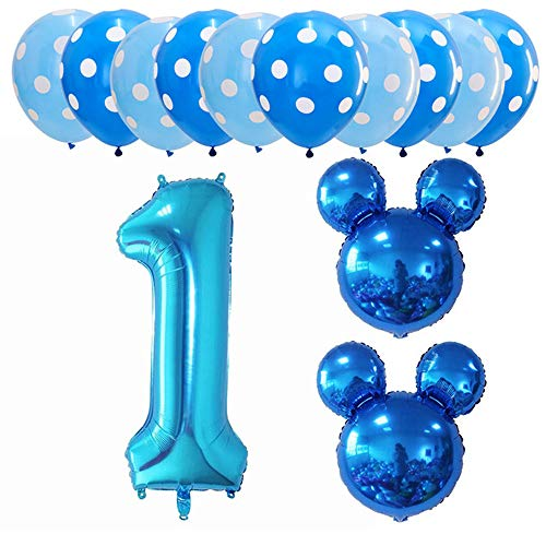 1st Birthday Boy Decorations
