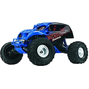 Traxxas 36064-1 1/10 Skully RTR TQ 2.4 GHz Vehicle, Color May Vary
