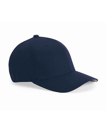 e2151c81bdf Flexfit 6277 Structured Twill Cap (Navy