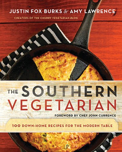 The Southern Vegetarian Cookbook: 100 Down-Home Recipes for the Modern Table (3 Piece Walnut Table)