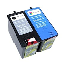 Genuine Dell Series 5 M4640 M4646 Ink cartridge in Bulk Packing for Dell 922 924 942 944 946 962 964 Printers by Unknown