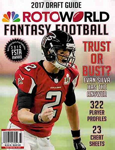 Rotoworld Fantasy Football 2017 Issue 73