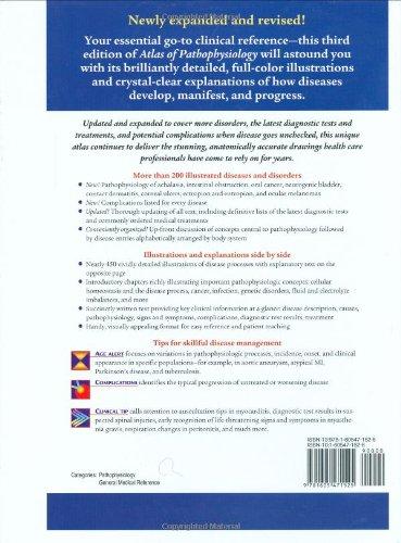 Atlas of Pathophysiology, 3rd Edition