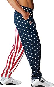 Otomix American Flag Baggy Workout Pants