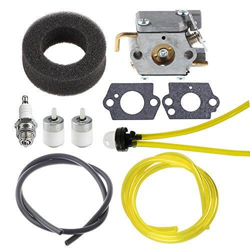 [SCHEMATICS_4ER]  Carb Air Fuel Filter Primer Bulb Gasket Fuel Line For Troy Bilt TB320BV  TB310QS Chainsaw Parts & Accs | Troy Bilt Fuel Filter |  | Germer Isoladores