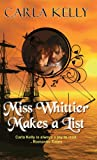 Miss Whittier Makes a List, Carla Kelly, 1603819770