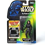 (US) Star Wars The Power of the Force - Death Star Trooper with Blaster Rifle - Fr...