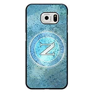 Classical Official Napoli Football Club Phone Case,Societa Sportiva Calcio Napoli FC Logo Durable Delicate Samsung Galaxy S6 Edge Phone Shell Case