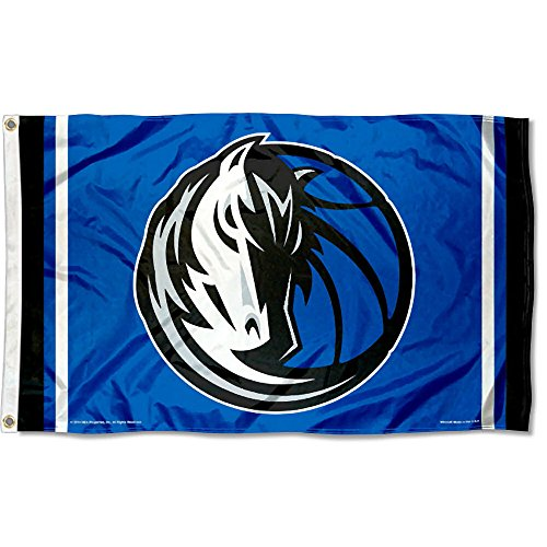 NBA Dallas Mavericks 3x5 Banner Flag