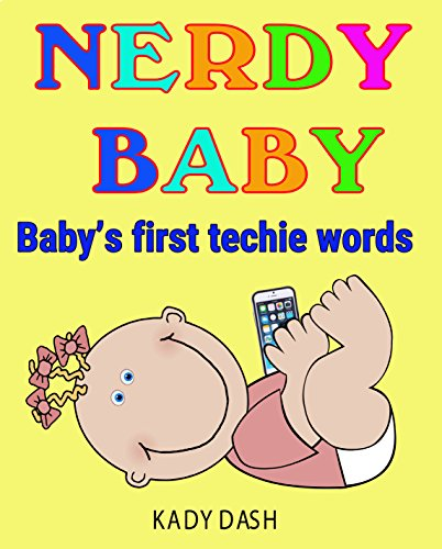 Nerdy Baby: Baby's first techie words (Ipod Nano No Screen)