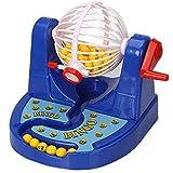 Children Educational Toy Mini Bingo Game Machine Ernie Lottery Machine Fun Puzzle Toys Family Board Games Kids Present