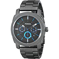 Fossil FS4931 Men's Stainless Steel Chronograph Quartz Watch