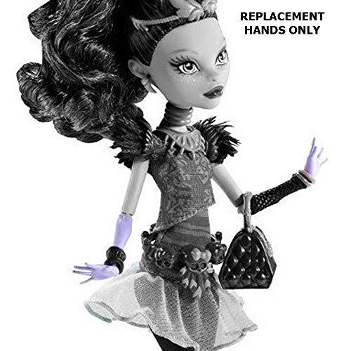 Fisher-Price Monster High Jane Boolittle - Replacement Arms and Hands (Monster High Jane Boolittle??? Doll)