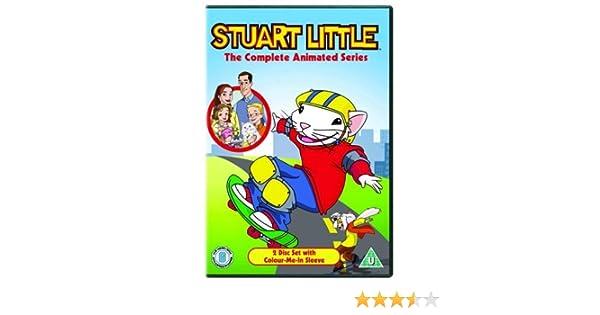 Amazon Com Stuart Little The Complete Animated Series Dvd Stuart Little Movies Tv