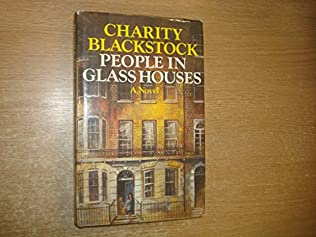 book cover of People in Glass Houses