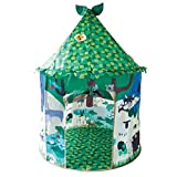 TIME CONCEPT - Kids ABC Tent & Leaf Banner