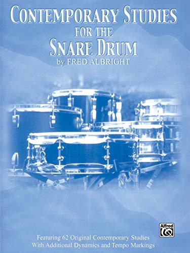 Contemporary Studies for the Snare Drum (Snare Drum Technique)