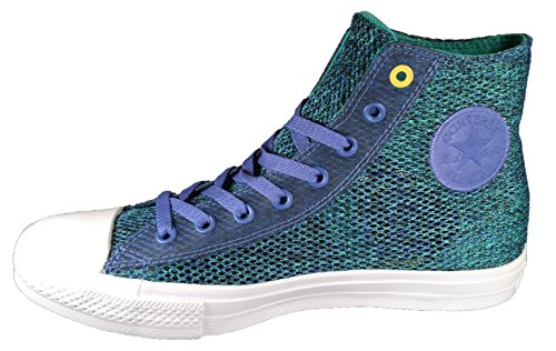 Converse Chuck Taylor All Star II Open Knit Zapatillas oxígeno azul Azul oxígeno