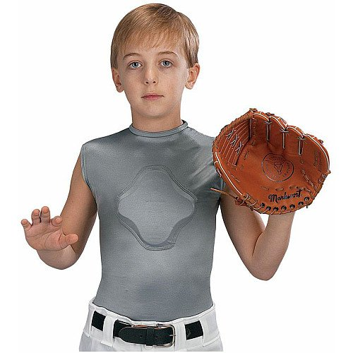 Youth Baseball Chest Protector - 5