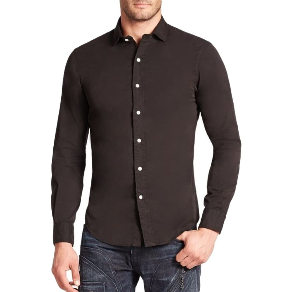 Polo Ralph Lauren Shirt Slim-Fit Ralph Estate Button-Down Shirt Polo  B0723D9N9M Black 8cdd83b