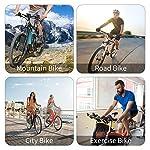 Sella-per-Bicicletta-Sella-per-Bici-Sedile-Bicicletta-Ergonomica-Mountain-in-Gel-Comodo-Impermeabile-e-Traspirante-da-Uomo-e-da-Donna-Sellini-per-Biciclette-da-Strada-City-Bike-Mountain-Bike