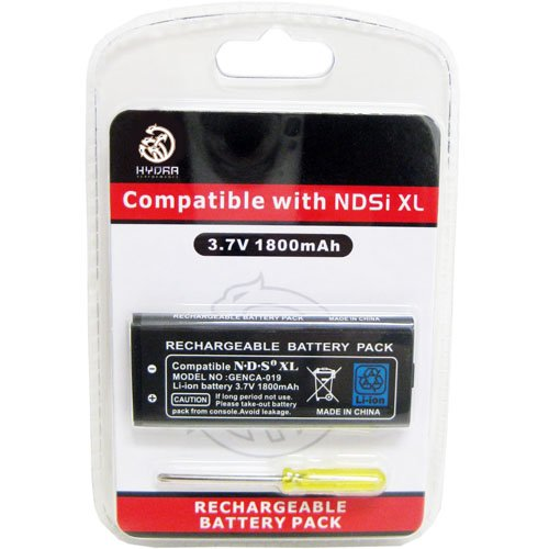 Hydra Performance® DSi XL Battery Pack