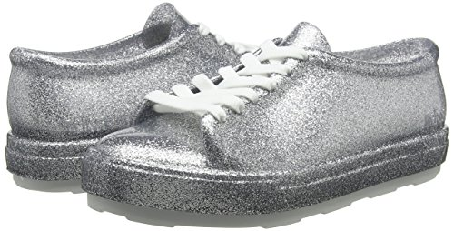 Be Zapatillas 19 silver Silver Mujer Melissa Glitter Para dREUxgdwq