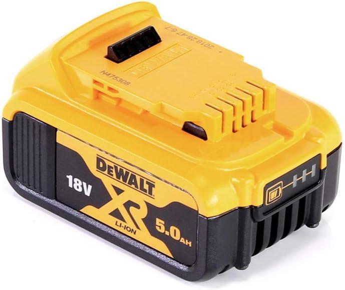 DEWALT DCB184 Bater/ía de 18 V XR 5ah Slide 2 unidades