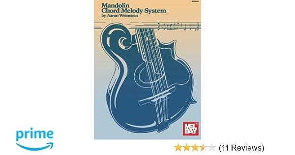 Amazon.com: Mandolin Chord Melody System (9780786692538): Aaron ...