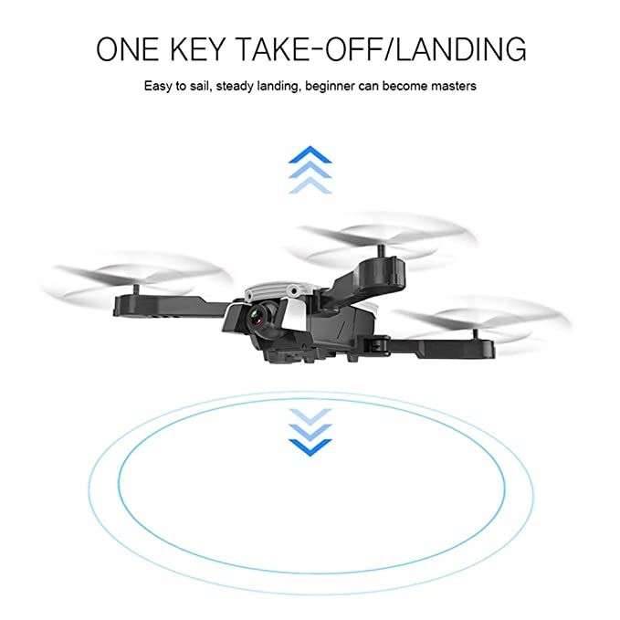 TwoCC-Drone, R8 Drone plegable profesional HD 4K Transmisión ...