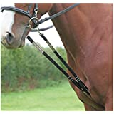 Bungee Elastic Training Reins Training Aid Made From 6mm Tubular