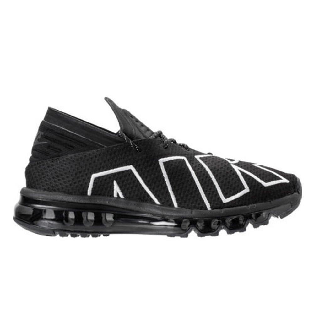 ae5cbfc769c7f Galleon - NIKE Air Max Flair Sneaker Sport Shoes Black/White, EU Shoe  Size:40.5 EU