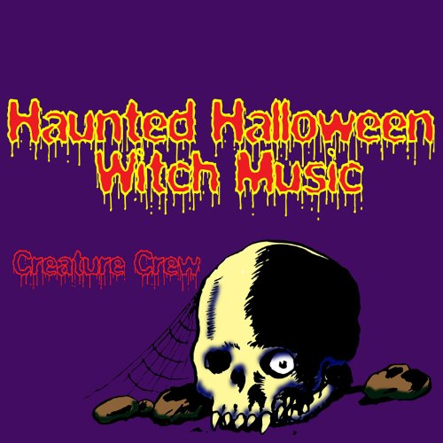 Haunted Halloween Witch Music]()