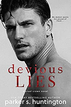 Devious Lies: A Standalone Enemies-to-Lovers Romance by [Huntington, Parker S.]