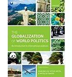 [(The Globalization of World Politics: An Introduction to International Relations)] [Author: John Baylis] published on (February, 2014)