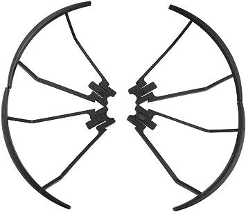 Quadcopter Model Propeller Bumper Guards Spare Parts for VISUO XS809 XS809W